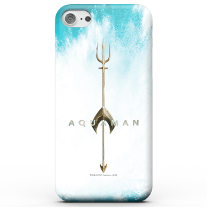 Funda Móvil DC Comics Aquaman Logo para iPhone y Android