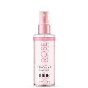 MineTan Illuminating Rose Water Tan Mist 100ml