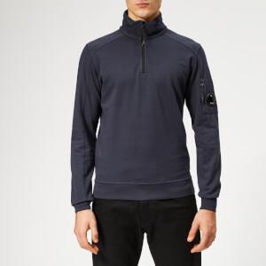 C.P. Company Men's Turtle Neck Sweatshirt - Total Eclipse