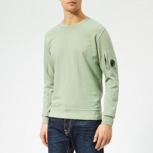 C.P. Company Men's Crew Neck Sweatshirt - Green Bay
