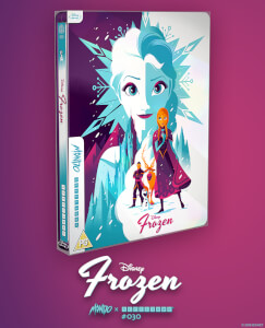Disney's Frozen - Mondo #30 Zavvi Exclusive Limited Edition Steelbook