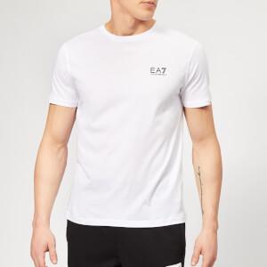 Emporio Armani EA7 Men's Train Core ID Short Sleeve T-Shirt - White