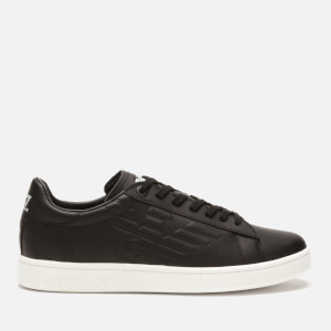Emporio Armani EA7 Men's Classic New CC Trainers - Black