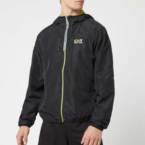 Emporio Armani EA7 Men's Ventus 7 Top Performance Jacket - Black