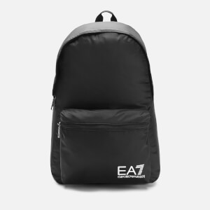 Emporio Armani EA7 Men's Train Prime Backpack - Nero