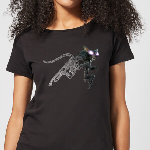 Fantastic Beasts Tribal Matagot Women's T-Shirt - Black