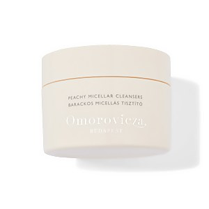 Omorovicza Peachy Micellar Cleanser Discs - 60 Discs