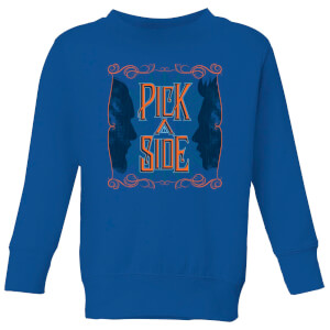 Fantastic Beasts Pick A Side Kids' Sweatshirt - Royal Blue