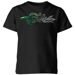 Fantastic Beasts Tribal Kelpie Kids' T-Shirt - Black