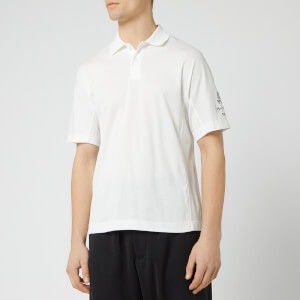 Y-3 Men's New Classic Polo Shirt - Core White