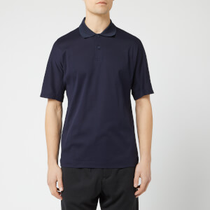 Y-3 Men's New Classic Polo Shirt - Legend Ink