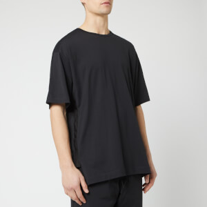 Y-3 Men's Parachute Short Sleeve T-Shirt - Black