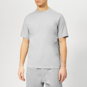 Y-3 Men's New Classic Crew Short Sleeve T-Shirt - Kumo Grey