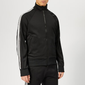 Y-3 Men's 3 Stripe Track Jacket - Black
