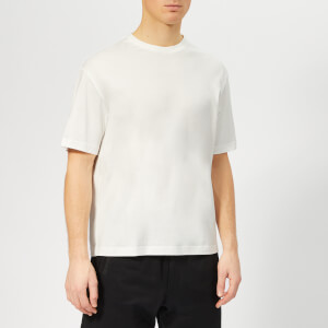 Y-3 Men's Signature Graphic Short Sleeve T-Shirt - Core White