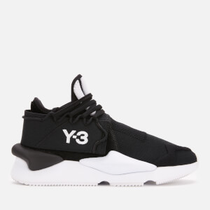 Y-3 Kaiwa Knit Trainers - Core Black