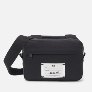 Y-3 Multi Pocket Bag - Black