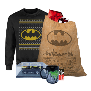 DC Batman Mega Christmas Gift Set (Worth £65)