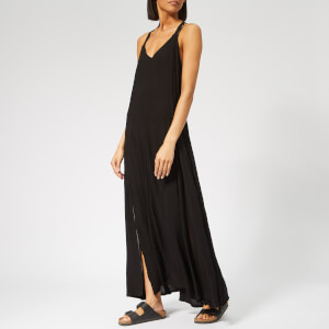 Superdry Women's Carissa Macrame Maxi Dress - Black