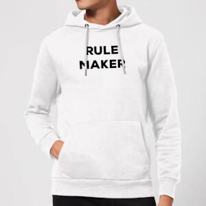 Rule Maker Hoodie - White
