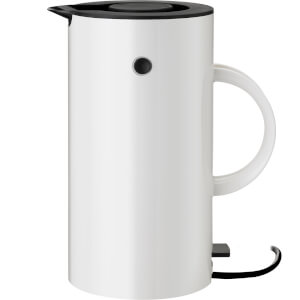 Stelton EM77 Electric Kettle - 1.5L - White (UK Plug)