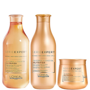 Trio Expert Nutrifier da L'Oréal Professionnel Serie