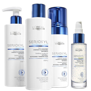 L'Oréal Professionnel Serioxyl Denser Hair Treatment and Kit 1 Duo