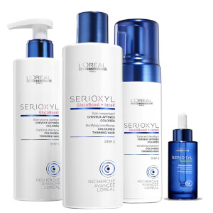L'Oréal Professionnel Serioxyl Denser Hair Treatment and Kit 2 Duo