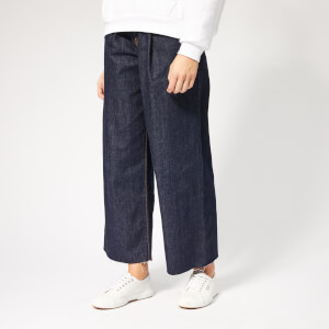 Levi's Women's Ribcage Pleated Crop Jeans - Motown Philly