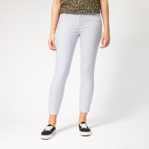 Levi's Women's 721 Hi Rise Skinny Ankle Jeans - Xenon Blue Soft Twill