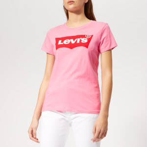 Levi's Women's The Perfect T-Shirt - Sachet Pink