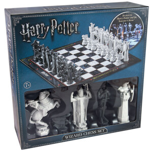 Jeu d'échec Harry Potter Version Sorcier - Noble Collection