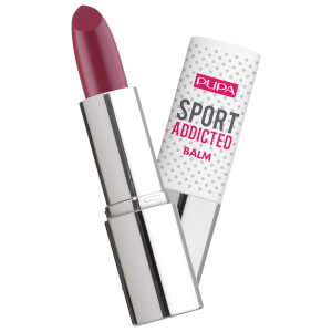 PUPA Sport Exclusive Addicted Balm Lip Balm 4ml - Burgundy