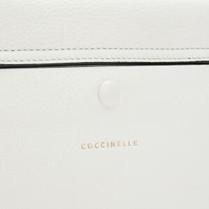 Coccinelle Women's Zaniah Cross Body Bag - White: Image 4