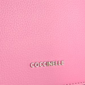 Coccinelle Women's Ambrine Graphic Cross Body Bag - Bubble Gum: Image 4