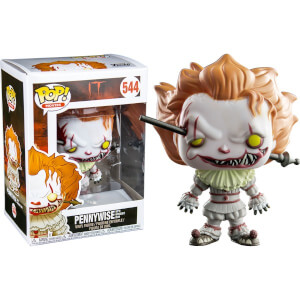 IT Pennywise with Wrought Iron EXC Pop! Vinyl Figure (VIP ONLY)