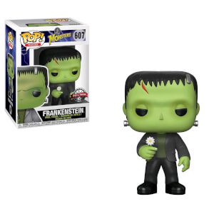 Figurine Pop! Frankenstein avec Fleur - Universal Monsters - EXC