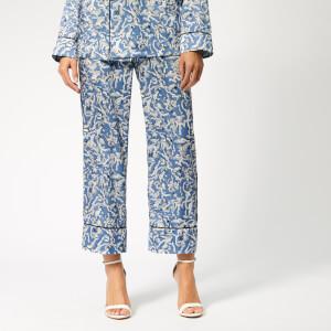Victoria, Victoria Beckham Women's Pyjama Pants - Cornflower