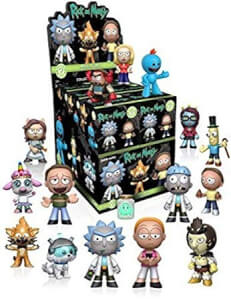 Mystery Mini Blind Box: Rick & Morty