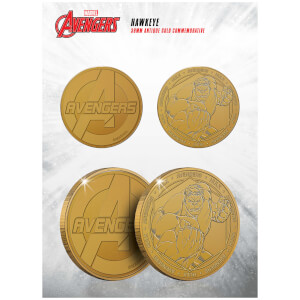 Marvel The Hulk Collectable Evergreen Commemorative Coin