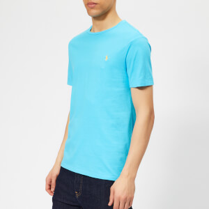 Polo Ralph Lauren Men's Basic T-Shirt - Liquid Blue