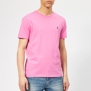 Polo Ralph Lauren Men's Basic T-Shirt - Maui Pink