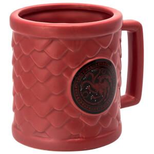 Game of Thrones Targaryen 3D Mug