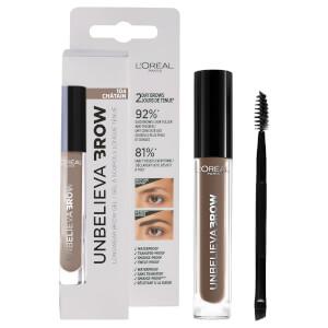 L'Oréal Paris Unbelievabrow Long-Lasting Brow Gel - 104 Brown