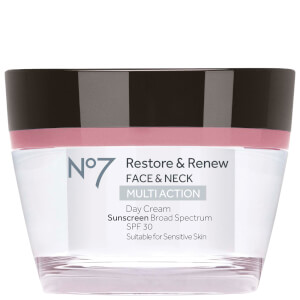 Boots No.7 Restore and Renew Multi Action Day Cream 50oz