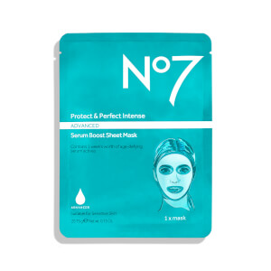 Protect & Perfect Intense Advanced Serum Boost Sheet Mask