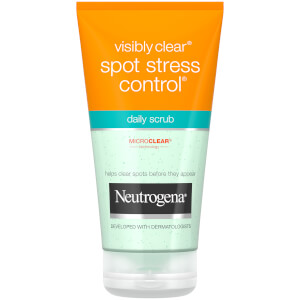 Visibly Clear® Spot Stress Control Daily Scrub 150ml