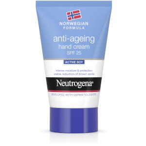 Norwegian Formula® Anti-Ageing Hand Cream SPF 25 50ml