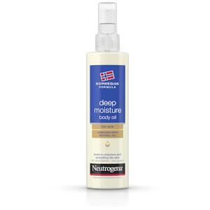Norwegian Formula® Deep Moisture Body Oil 200ml