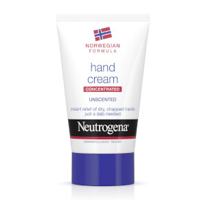 Norwegian Formula® Hand Cream Concentrated Unscented 50ml